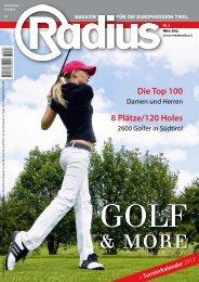 Golf & more 2013
