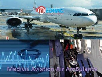 Medivic Aviation Air Ambulance in Ahmedabad