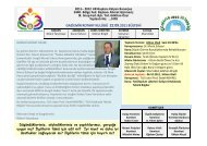 gaziemir rotary kulübü 22.09.2011 bülteni - Rotary 2440.Bölge