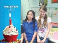 Tarin-Birthday-Photo-Book