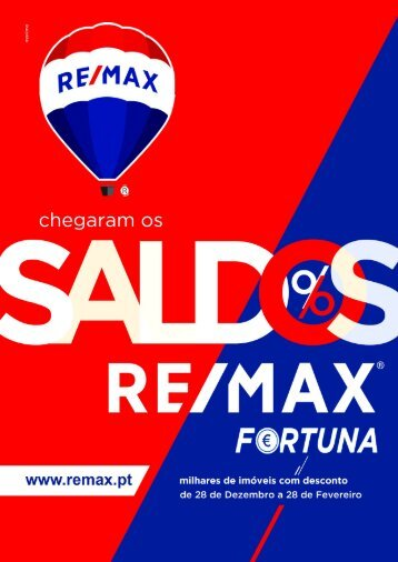 Revista A4_Saldos_Remax Fortuna_2018