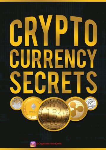 Secrets Of Cryptocurrency