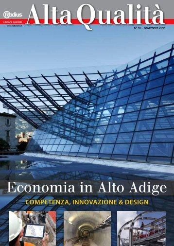 Radius Alta Qualitá Economia 1 2012
