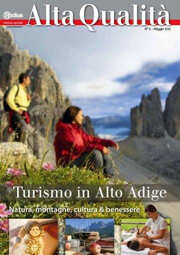 Radius Alta Qualitá Turismo Estate 2012