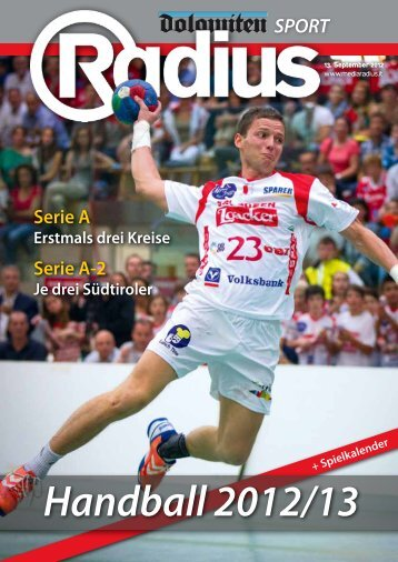 Radius Handball 2012