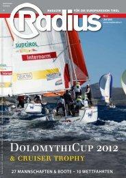 Radius Dolomythicup 2012
