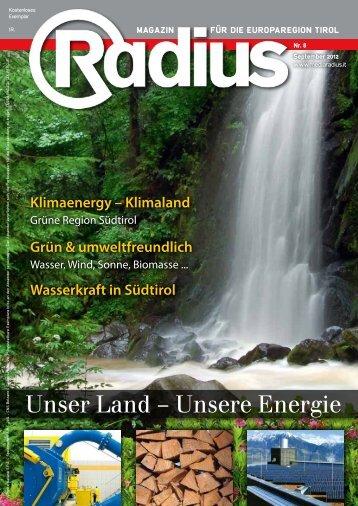 Radius Energie 2012