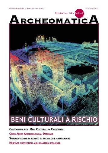 Archeomatica 3 2017