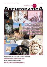 Archeomatica 2 2017