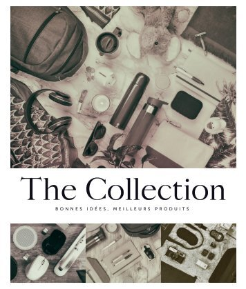 CATALOGUE THE COLLECTION 2018
