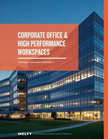 Corporate Office and High Performance Workspaces