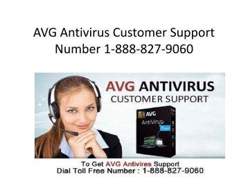 AVG Antivirus Customer Support