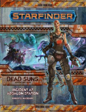 Dead Suns - 1 - Incident at Absalom Station