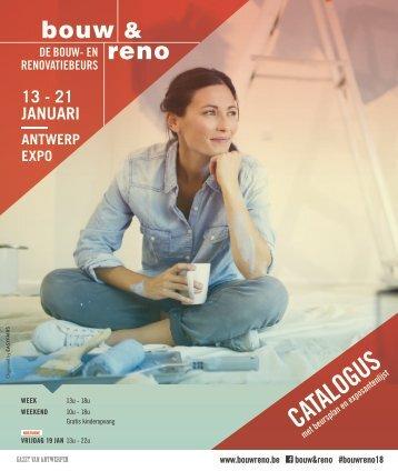 Bouw en Reno catalogus 2018
