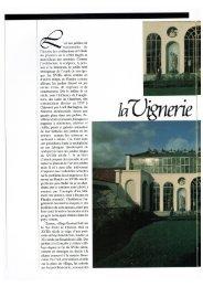 Eventail vignerie d'ename 1990