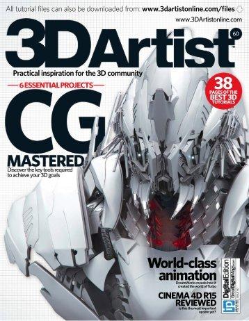 3DArtist_Issue_60