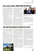 ABOUT BERCO > Dr. Kroos visits Berco FROM THE ... - Berco S.p.A - Page 5