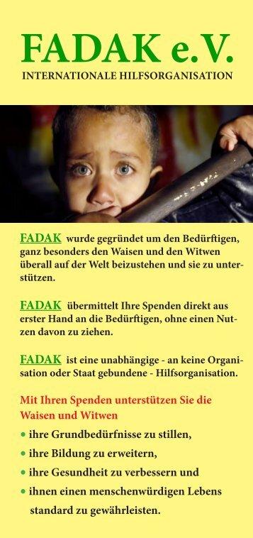 FADAK-Flyer-vorn D