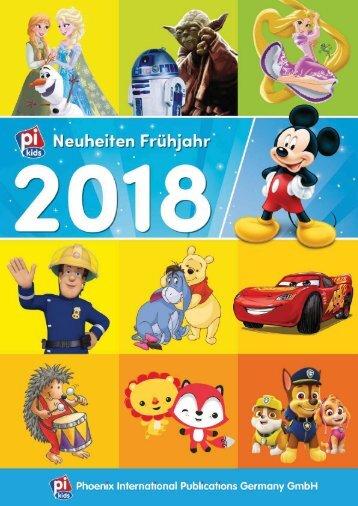 pikids Neuheiten Frühjahr 2018