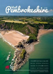 Visit Pembrokeshire 2018