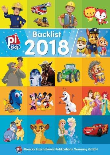 pikids Backlist 2018