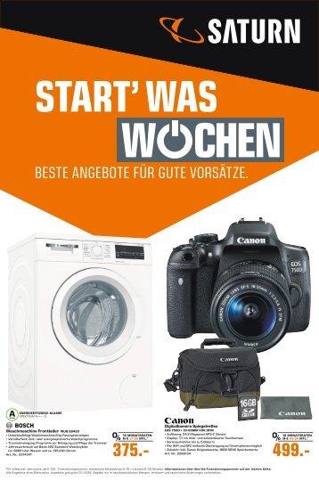 Saturn Chemnitz - 12.01.2018