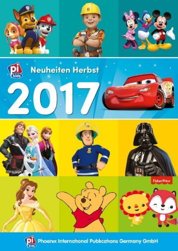pikids Neuheiten Herbst 2017