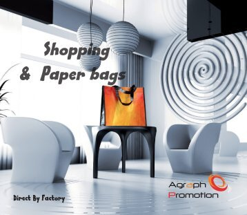 Agraph Paper Bags