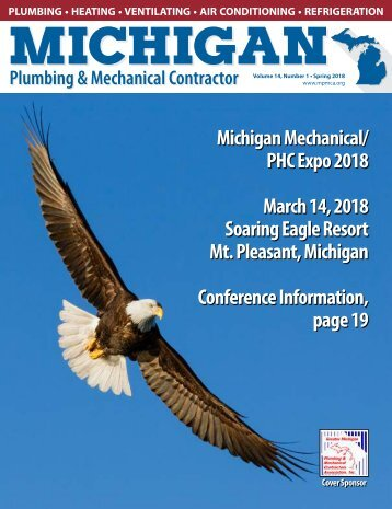 Michigan Plumbing & Mechanical Contractor Spring 2018