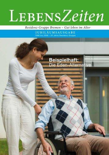 Beispielhaft: - Residenz-Gruppe Bremen
