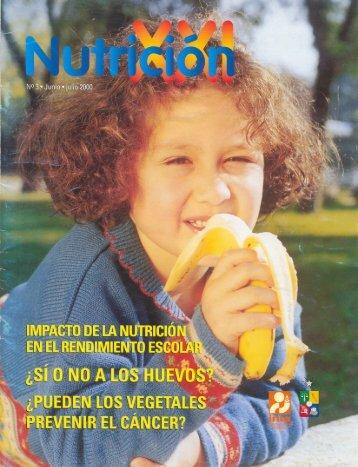 Revista Nutrición 21 nº 3 - Inta