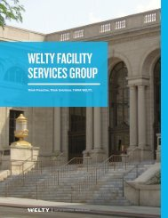 Welty Facility Services Group