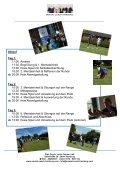 GOLF-Mentaltrainings-Wochenende zur Saisonvorbereitung  - Seite 4