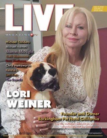 LIVE Magazine #266 Jan 15, 2018