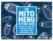 THE MITO MENU PICTURE BOOK