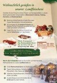Weihnachtlich genießen in unserer Landfleischerei - Seite 2