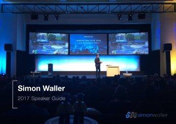 Simon Waller Speaker Guide 2017 web