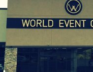 World Event Center 4.2 miles to the east of Smile Shoppe Pediatric Dentistry Rogers AR