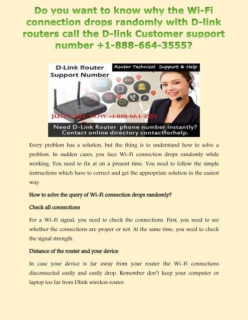 Get +1-888-664-3555 D-Link router Customer Help Number