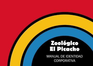 MANUAL DE IDENTIDAD CORPORATIVA zoo