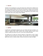 Tips for Spicing Up a Modern Kitchen - Page 2