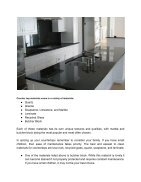Tips for Spicing Up a Modern Kitchen - Page 5