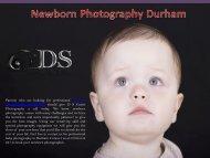 Newborn Photography Durham