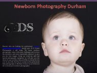 Newborn Photography Durham