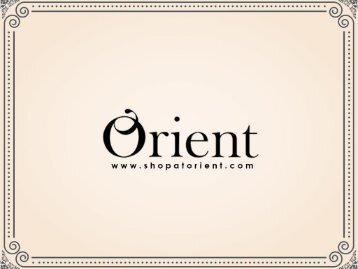 Unstitched Fabric for Women by Orient Textiles