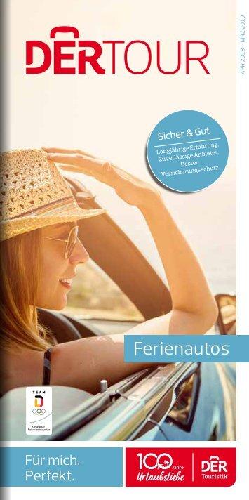 Folder Ferienautos 2018/19