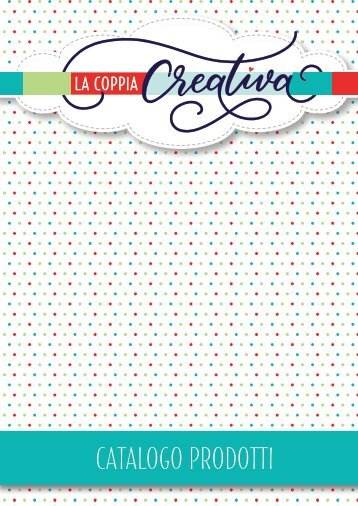 Catalogo La Coppia Creativa 2018