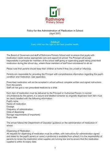Medicines Policy
