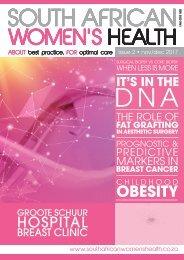 South African Women's Health - November 2017