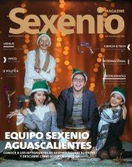 Sexenio Magazine Diciembre